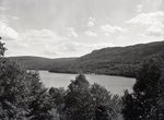 Kennebec River and Wyman Dam, July 26, 1931 by Bert Call