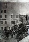 Merchant's Exchange, Dexter Hotel by Bert Call