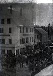 Merchant's Exchange Hotel by Bert Call