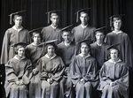 Sangerville High School June 10, 1932 by Bert Call