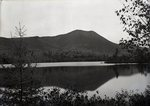 Katahdin from ? Lake Lower End of Togue by Bert Call