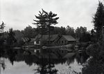 At York's Camps Daicey Pond Falls - Camp Twin Pine Camps by Bert Call