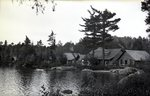 At York's Camps Daicey Pond Falls Camp Twin Pine Camps by Bert Call