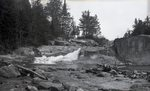 At York Camps Daicey Pond Falls - Camp Twin Pine Camps by Bert Call