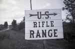 Rifle Range U.S. 1935 by Bert Call