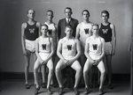 Wassookeag Track Team 1935 by Bert Call