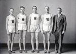Wassookeag Relay Team 1935 by Bert Call