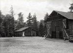 Natarswi Scout Camp Togue Pond 1936 by Bert Call