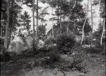 Natarswi Scout Camp Togue Pond by Bert Call