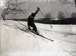 Wassookeag Ski Group March 1936 by Bert Call