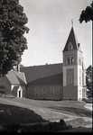 Catholic Church (Dexter?), June, 1937 by Bert Call
