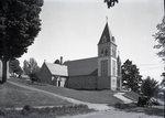 Catholic Church (Dexter), June, 1937 by Bert Call