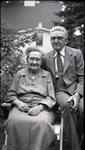 Bert Call and Wife by Bert Call