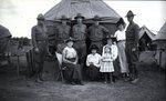 National Guard Group by Bert Call