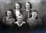 Women. Five by Bert Call