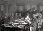 Dinner Group by Bert Call