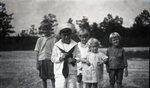 Group of Children by Bert Call