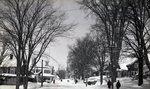 Scene. Street. Neighbors by Bert Call
