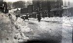 Dexter. Winter Scene, Main Street by Bert Call