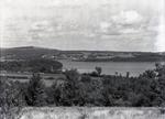 View of Dexter Lake by Bert Call