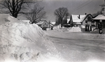 Dexter, Maine, Snow Scene by Bert Call