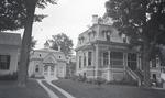 Fitzgerald Mansion, Dexter, Maine by Bert Call