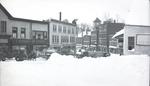 Dexter Town Scene by Bert Call