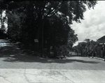 Corner of Zion's Hill & Lower Main St., Dexter by Bert Call