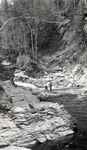 Maine River Scene by Bert Call