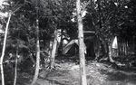 Katahdin Area?, Piscataquis County, Maine, campsite by Bert Call
