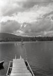 Natarswi Scout Camp, Togue Pond Pier by Bert Call