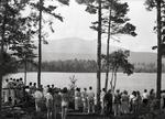 Natarswi Scout Camp Gathering by Bert Call