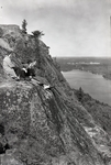 Acadia National Park, Cliffside View