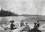 Acadia National Park Picnic