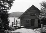 Yoke Pond Camp by Bert Call