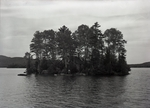 Moosehead Lake Island by Bert Call