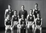 Wassookeag Basketball Team by Bert Call