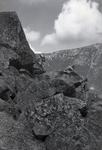 Women Climbing Mount Katahdin by Bert Call