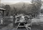 Katahdin Area Picnic by Bert Call