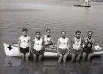 Wassookeag School Lifeguards by Bert Call