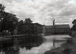 Abbott's Woolen Mill, Dexter, Maine by Bert Call