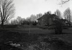 Wassookeag School, Construction on School Grounds by Bert Call