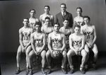 National Youth Administration Basketball Team by Bert Call