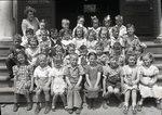 School Children by Bert Call