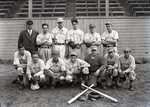 Corinna Baseball Team by Bert Call