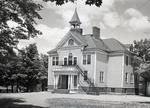 Pleasant Street School by Bert Call