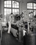 Abbott's Mill Interior and Machinery