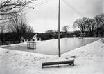 Wassookeag School Ice Hockey Rink by Bert Call