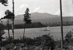 Camp Katahdin Brook by Bert Call