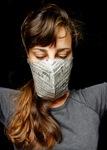 Creativity vs Covid_ COVID News 2020 Collage Mask_Image 1 by Adriana Cavalcanti